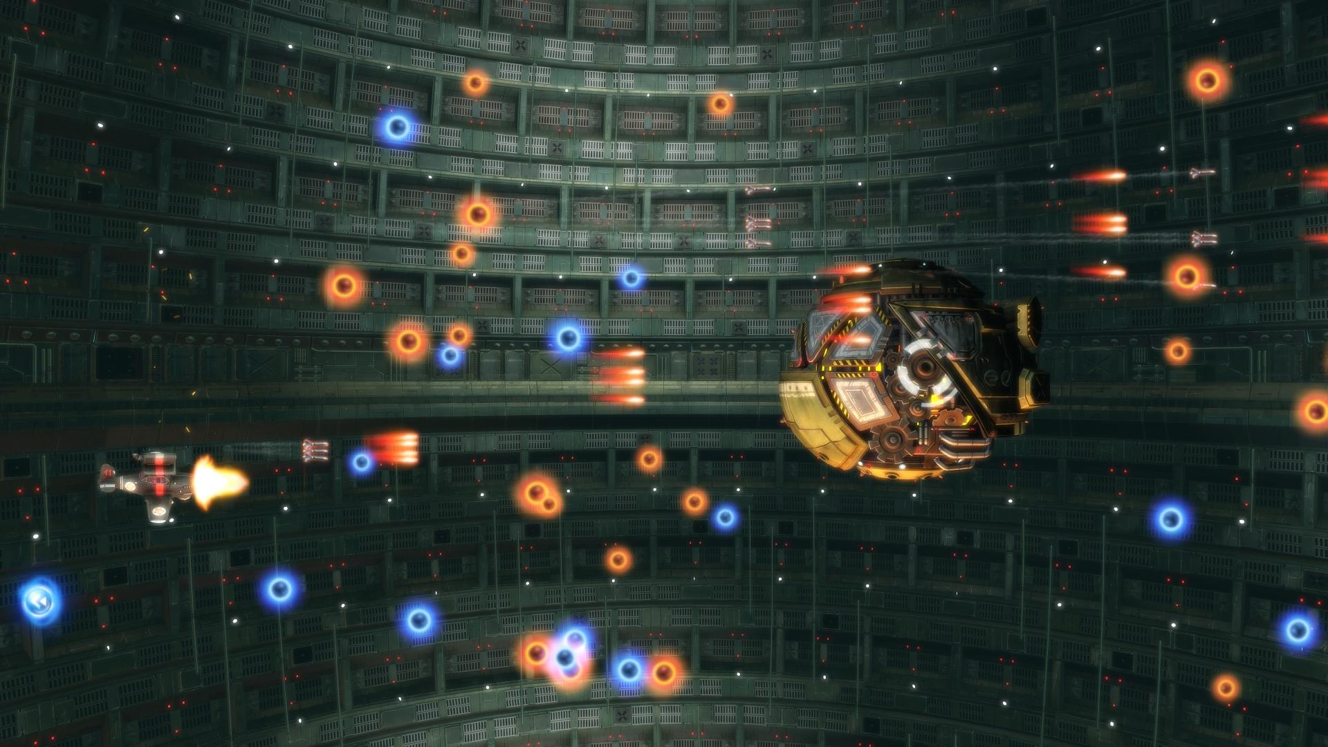 Sine Mora Ex Nintendo Switch Review image 4