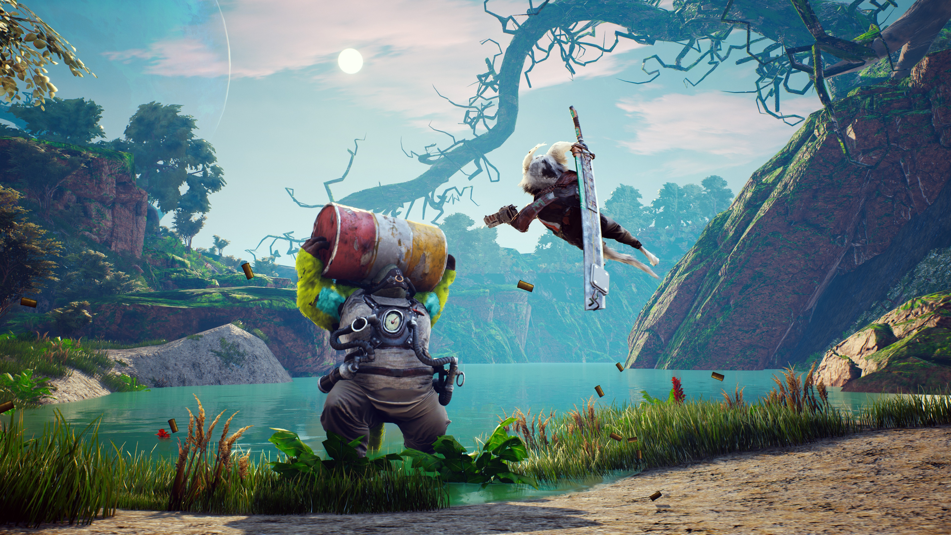 Mixing Old World Style Biomutant Thq Nordic Gmbh